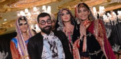 Pakistan Fashion Festival USA Tour 2015