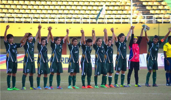 Pakistani Almira Rafeeque trials for Women's EPL
