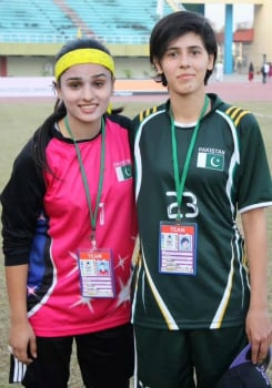 Pakistani Almira Rafeeque trials for Women's EPL