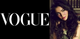 Humaima Malick stuns in Vogue UK