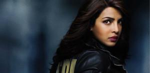Priyanka Chopra seduces in Quantico Poster