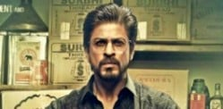 Shahrukh Khan excites in Raees First Look Trailer