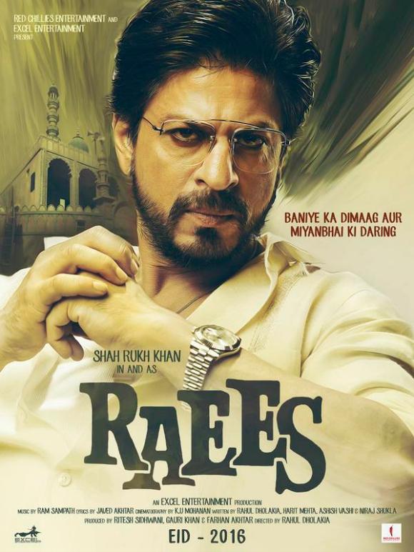 Shahrukh Khan Raees