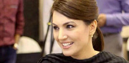 British Pakistani journalist, Reham Khan, faces a fresh wave of controversy over her credentials as a working journalist.