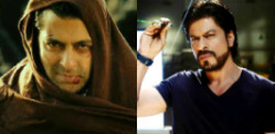Salman Khan and SRK in New Film Together?
