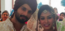 Shahid Kapoor marries Mira Rajput