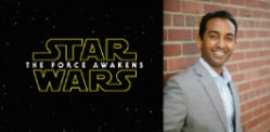 Sameer Patel leads Star Wars Concert at Comic Con