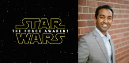 Sameer Patel was the conductor of the San Diego Symphony, who played a surprise Star Wars concert on July 10, 2015.