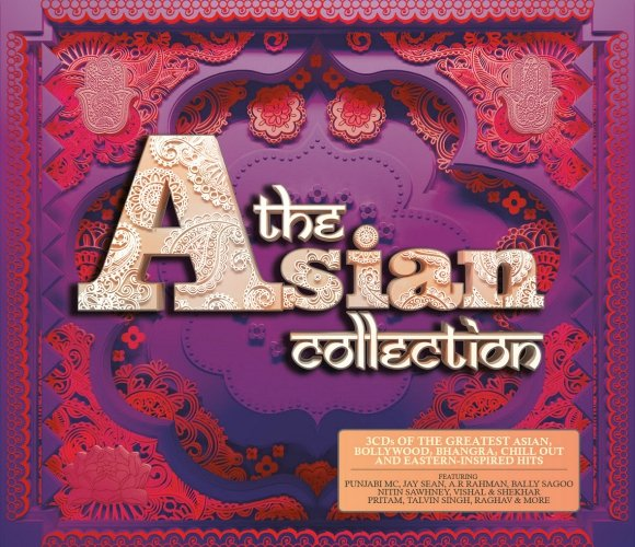 Nihal Arthanayake The Asian Collection Bhangra Bollywood British Asian music