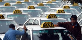 An Indian taxi driver has been arrested in Kolkata on July 20, 2015 after his passenger reported his indecent behaviour to the police.