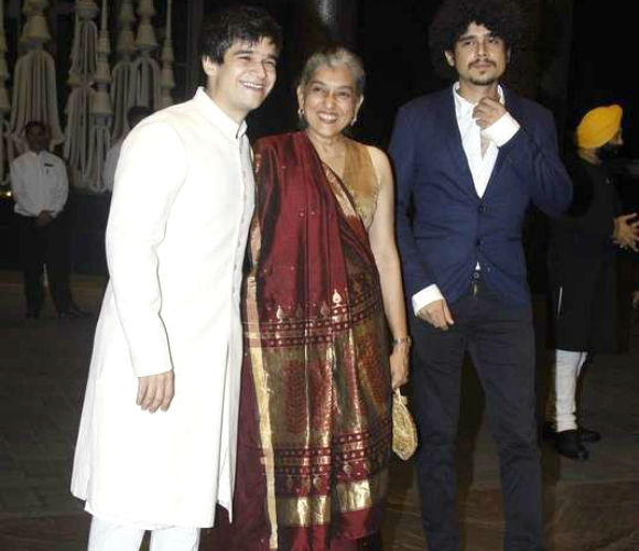 Shahid Kapoor Wedding Reception-Who wore what?