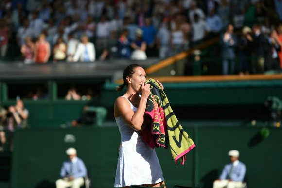 Besides Strawberries and Cream, Henman Hill and traditional white clothing, the famous Wimbledon towels are among the top attractions at SW19.