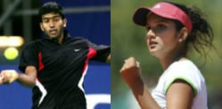 Mirza and Bopanna enter Wimbledon Quarterfinals