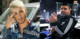 Zayn and Naughty Boy have seen the offers come flooding in from brands wanting to get them on board.