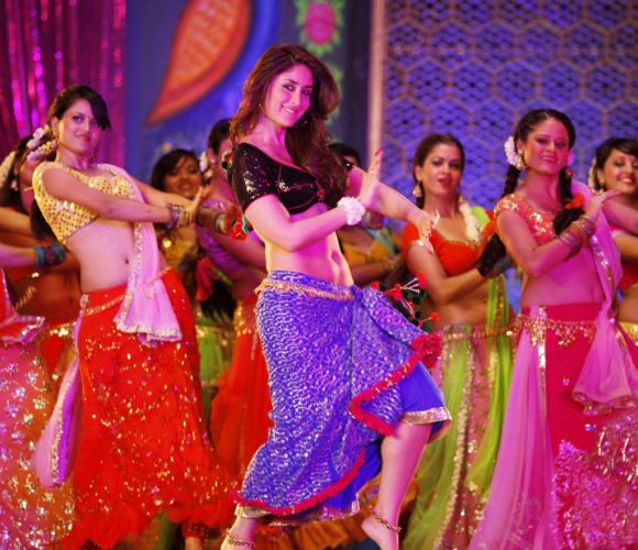 Celebrity Bollywood Dancing