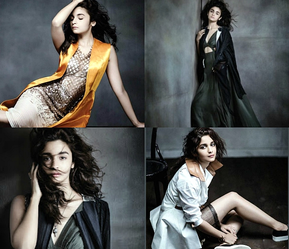 Alia Bhatt sizzles on Filmfare August cover