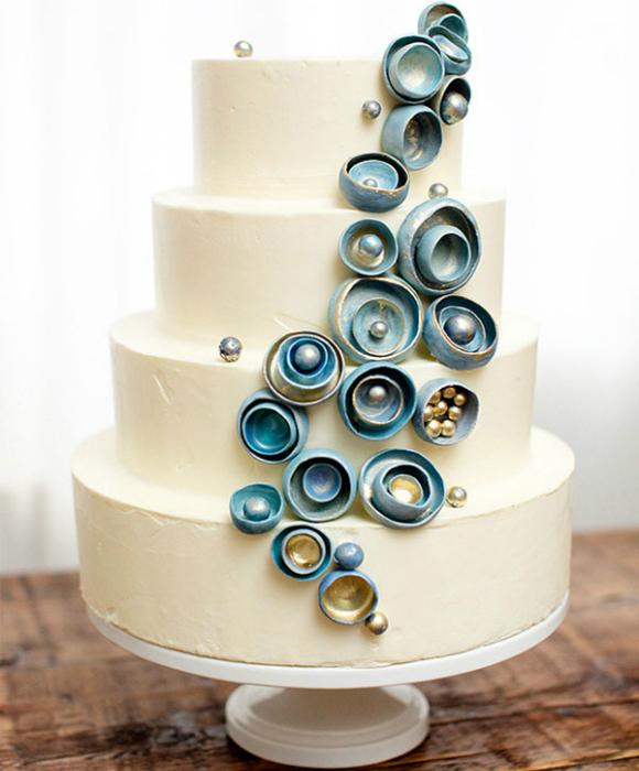 10 Unusual Wedding Cake Designs DESIblitz