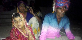 A 35-year-old man has been arrested for marrying a 6-year-old girl in West India to follow the ancient tradition of Nata Pratha.