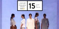 Lakmé Winter/Festive 2015 ~ Designers