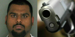 Richard Singh, a Desi American from California, was jailed for life without parole for killing two men in August 2013.