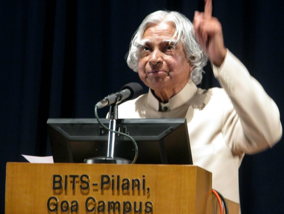 A Tribute to Dr. APJ Abdul Kalam