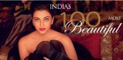 Aishwarya Rai is Red Hot on HELLO India cover