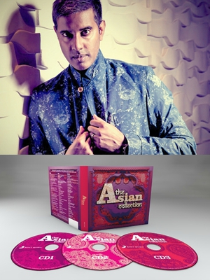 Win Signed Album of Nihal's 'The Asian Collection'