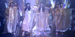 Opening Show at Lakme Fashion Week W| F 2015