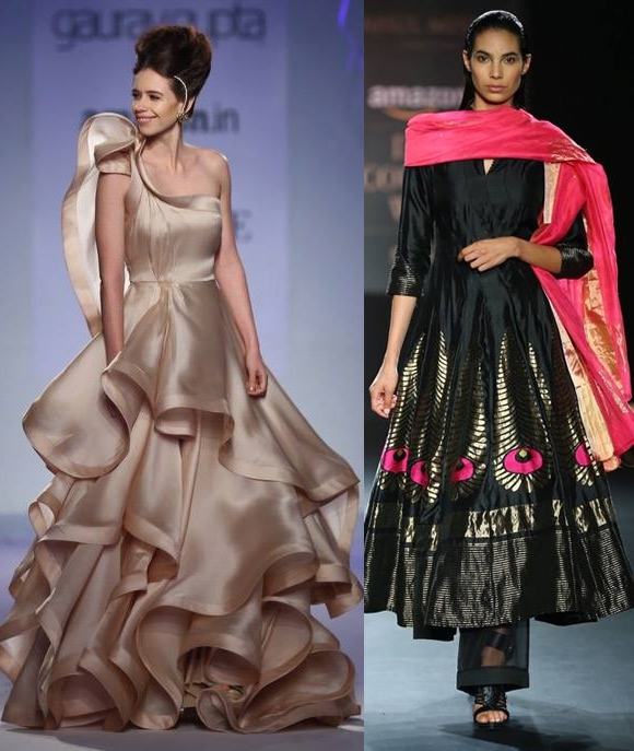 Highlights of Amazon India Couture Week 2015