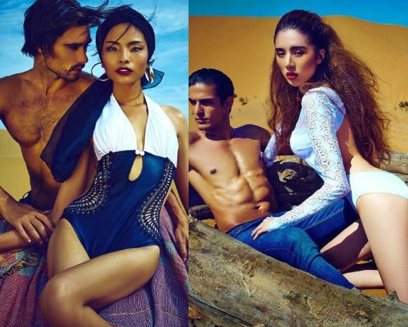 Photoshoots India's Next Top Model
