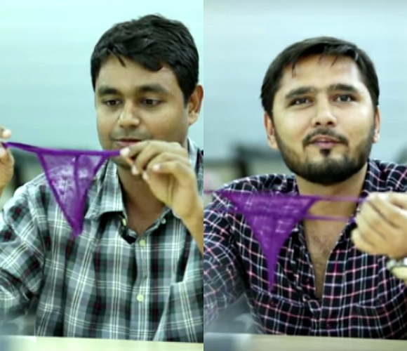 How Indian Men react to Sexy Lingerie
