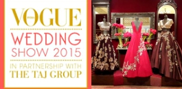 Vogue Wedding Show 2015 Highlights