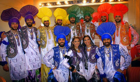 Eight teams have been invited to compete for a grand prize of £1,000 and the title of the 'UK's Best Live Bhangra Team'.