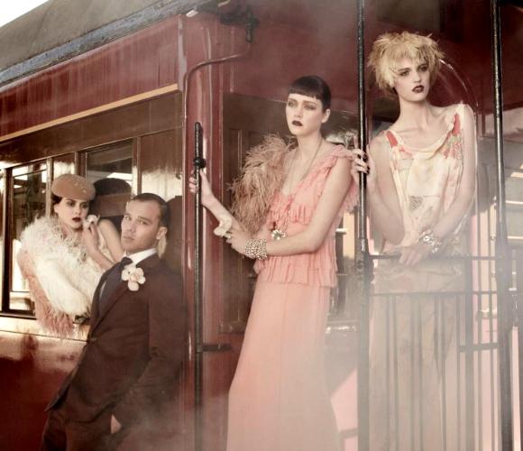 he '1920s' Shoot, Australia's Next Top Model