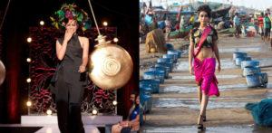 হতভম্ব ক্যাটওয়াক মোচড়ায় ভারতের নেক্সট শীর্ষ মডেল