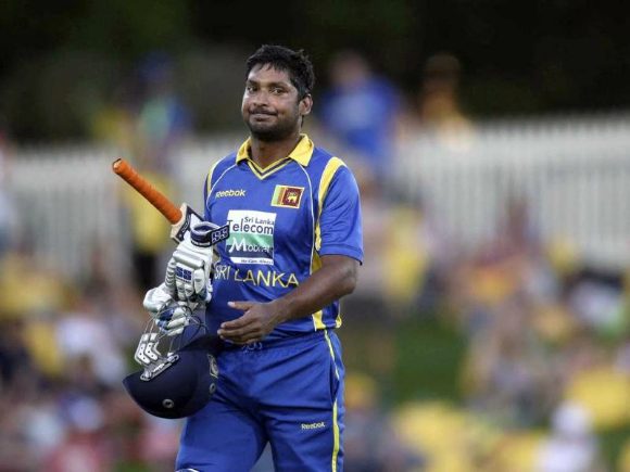 Kumar Sangakkara bids farewell to cricket.