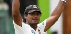 Sangakkara retires from Test Cricket a Hero