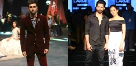 Best Celeb Show Stoppers at Lakmé 2015