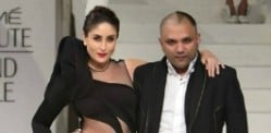 Kareena Kapoor stuns at Lakmé with Gaurav Gupta