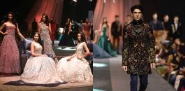 Ranbir Kapoor walks for Malhotra at LWF