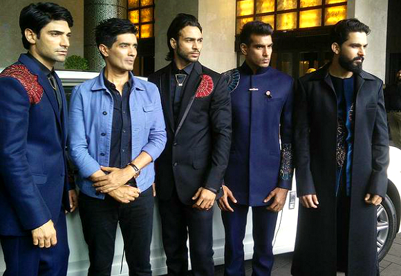 Manish Malhotra gives an exclusive preview of his first ever Menswear collection.