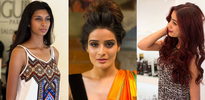 Meet the 7 Finalists of India's Next Top Model