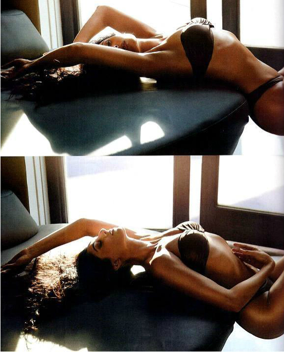 Pernia Qureshi oozes sex appeal in her latest spread for GQ magazine.