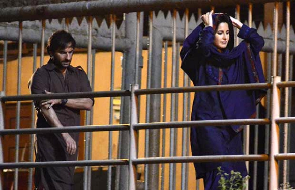 Katrina Kaif and Saif Ali Khan's Phantom in Trouble?