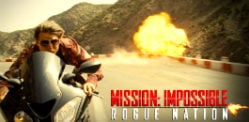 Mission Impossible Rogue Nation ~ Review
