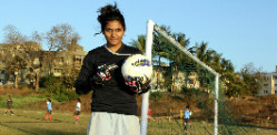 First Indian Female Goalkeeper joins West Ham