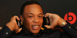 Legendary American rapper and producer, Dr Dre, has dropped a hot new album titled 'Compton' - 16 years since his last solo release.