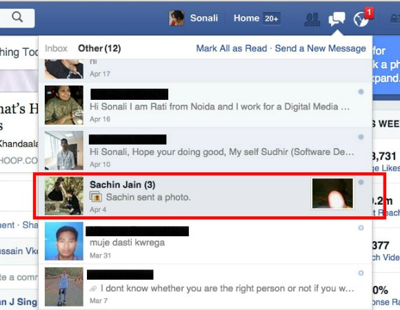 Sonali Mushahary decides to take the matter into her own hands, when a stranger sends her an explicit photo on Facebook.