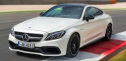 Mercedes-AMG C 63 Coupé 2017 ~ First Look