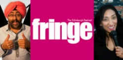 Asian Artists at Edinburgh Fringe Festival 2015